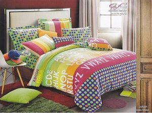 Bed Cover Set J106